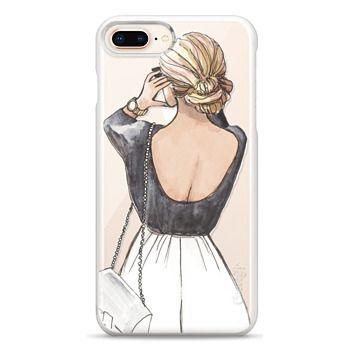 Snap iPhone 8 Plus Case - CLASSY GIRL