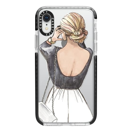 iPhone XR Cases - CLASSY GIRL
