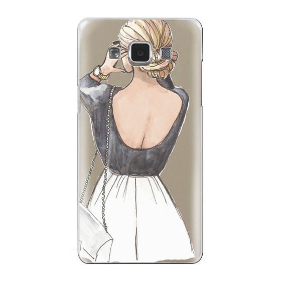 Samsung Galaxy A5 Cases - CLASSY GIRL