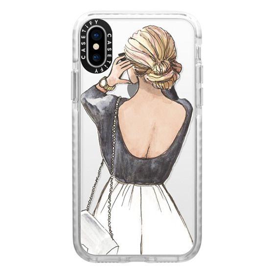 iPhone X Cases - CLASSY GIRL