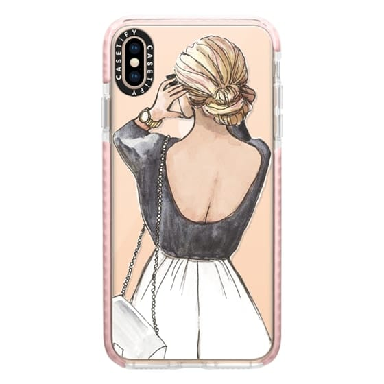 iPhone XS Max Cases - CLASSY GIRL