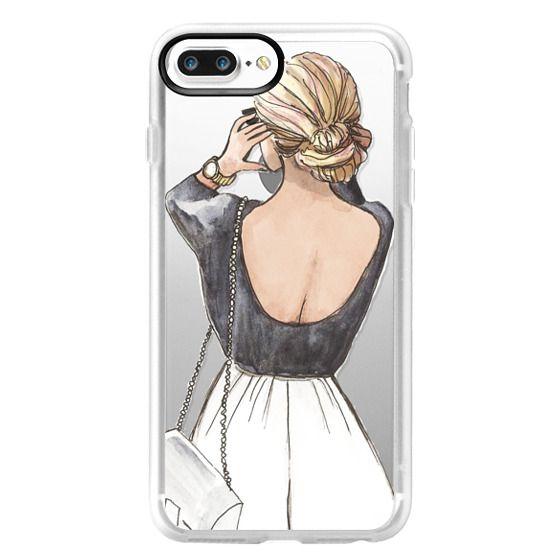 iPhone 7 Plus Cases - CLASSY GIRL