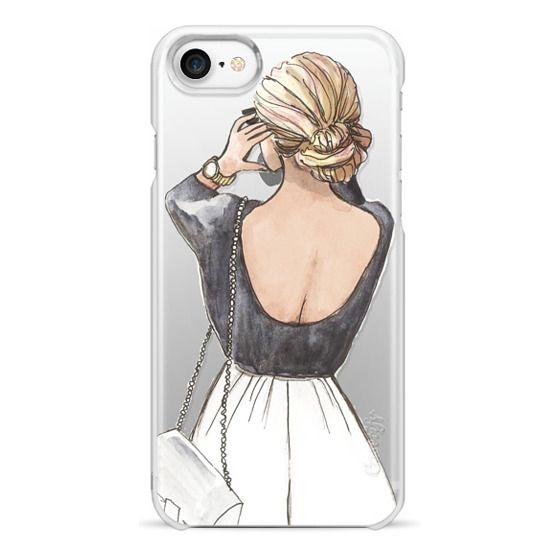 iPhone 7 Cases - CLASSY GIRL