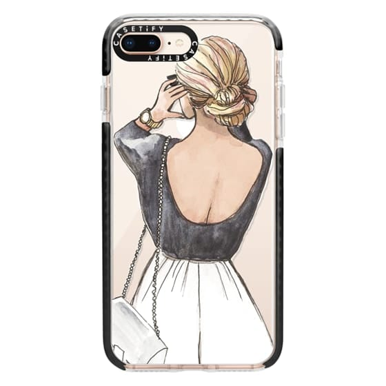 iPhone 8 Plus Cases - CLASSY GIRL