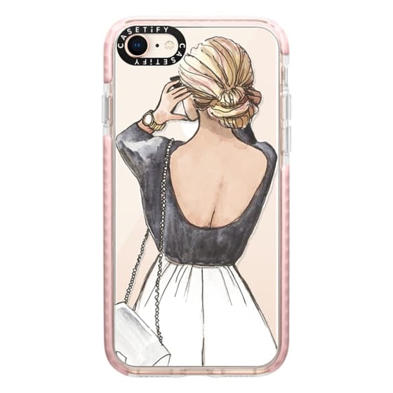 iPhone 8 Cases - CLASSY GIRL