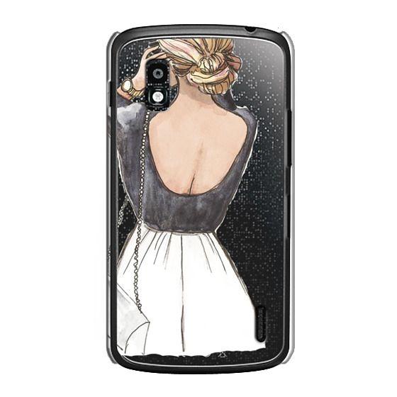 Nexus 4 Cases - CLASSY GIRL
