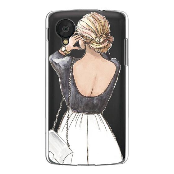 Nexus 5 Cases - CLASSY GIRL