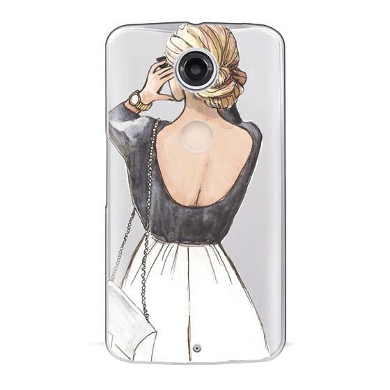 Nexus 6 Cases - CLASSY GIRL
