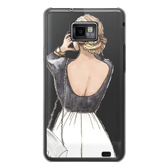 Samsung Galaxy S2 Cases - CLASSY GIRL