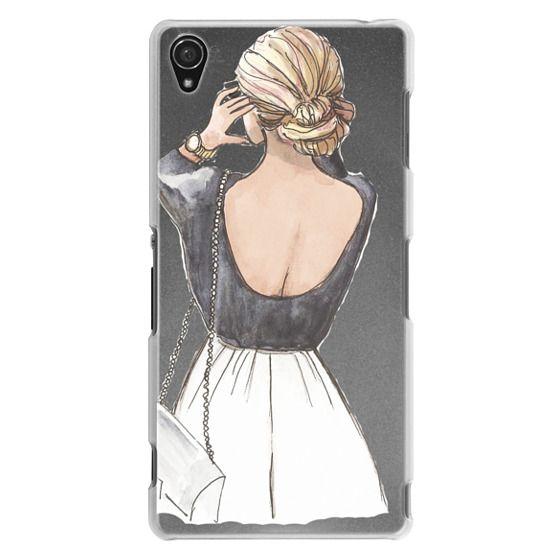 Sony Z3 Cases - CLASSY GIRL