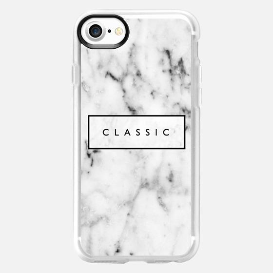 'classic'-marble case - Wallet Case