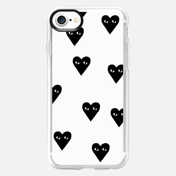 black hearts -