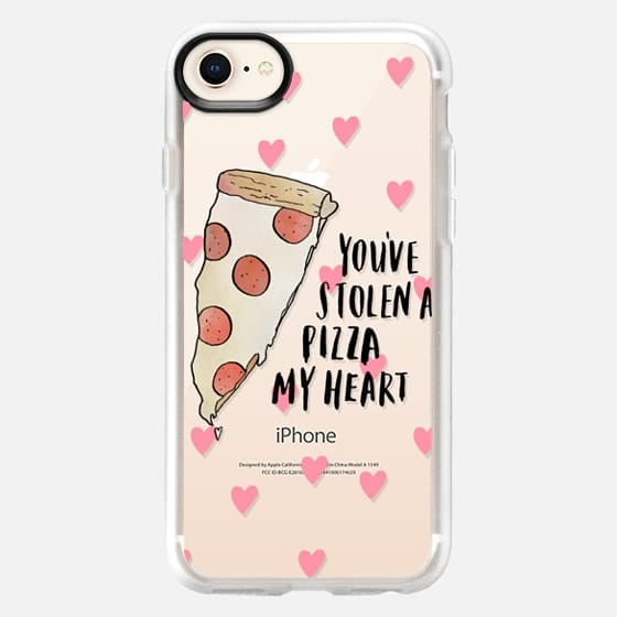 you've stolen a pizza my heart - Snap Case
