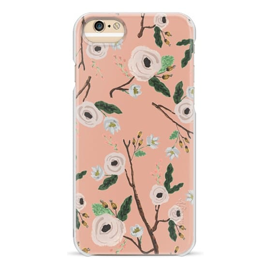 peach floral background casetify casetify