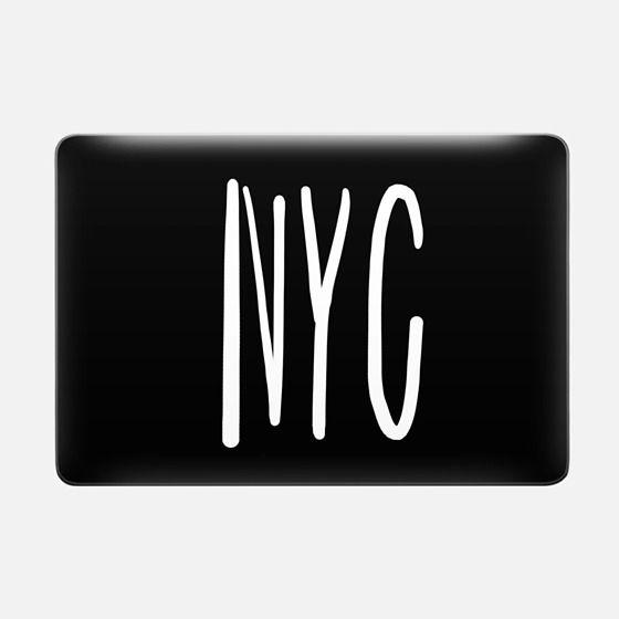 NYC laptop case -
