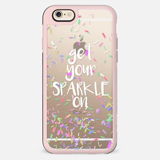 get your sparkle on - New Standard Case