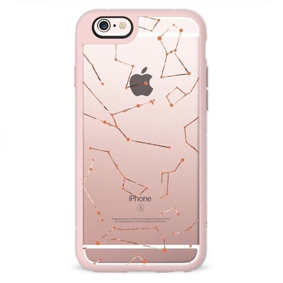 rose gold constellations