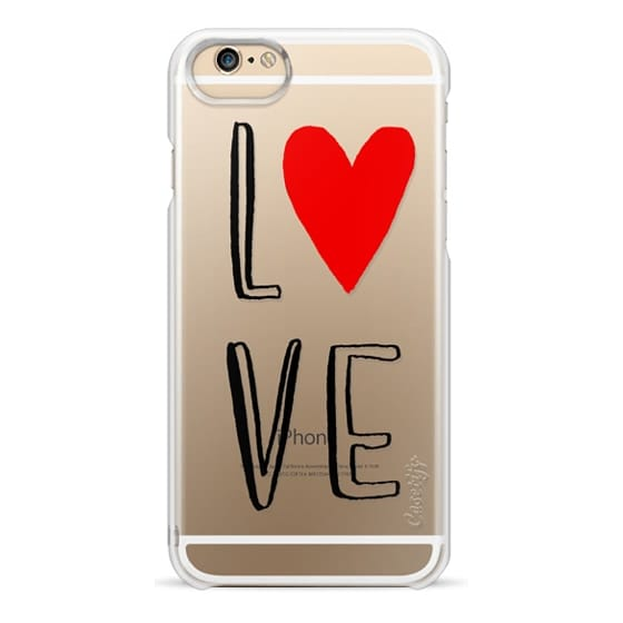 iPhone 6s Cases - love, heart, valentines