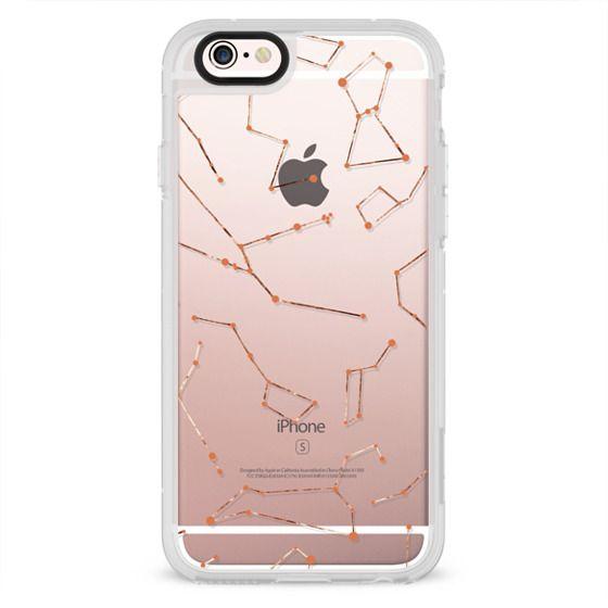 buy popular f4ab9 520fc Classic Grip iPhone 6s Case - rose gold constellations