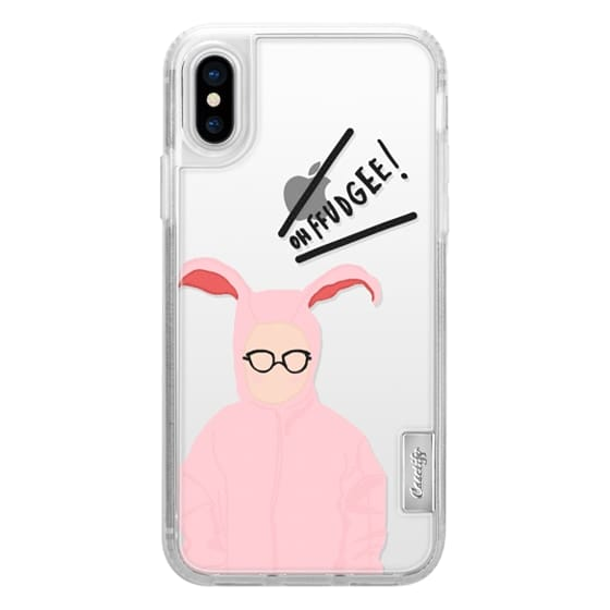 Christmas Iphone X Case.Classic Grip Iphone X Case A Christmas Story
