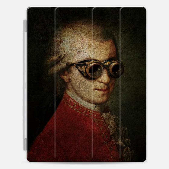 Steampunk Mozart - Photo Cover