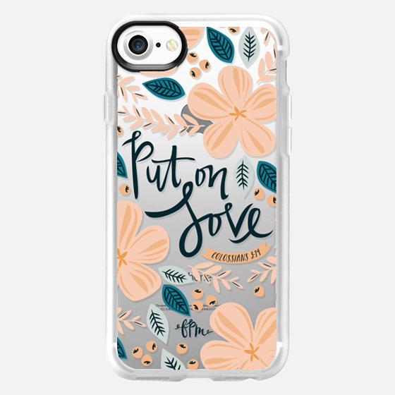 Put on Love - Classic Grip Case