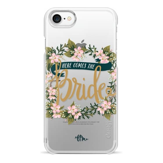 iPhone 7 Cases - Here Comes the Bride