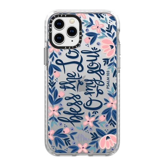 iPhone 11 Pro Cases - Bless the Lord- O my Soul