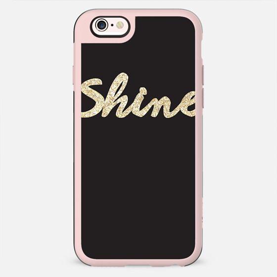 Shine - Black Background -