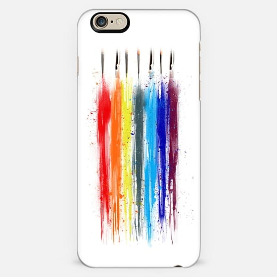 Abstract paint -