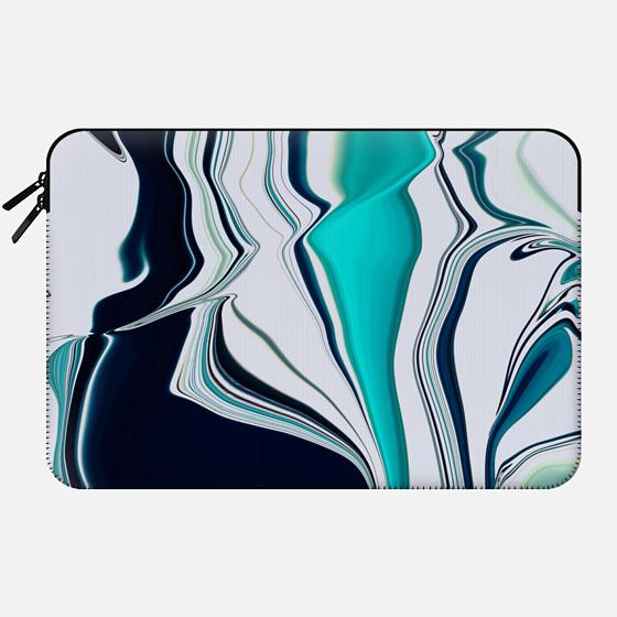 Blue - Macbook Sleeve