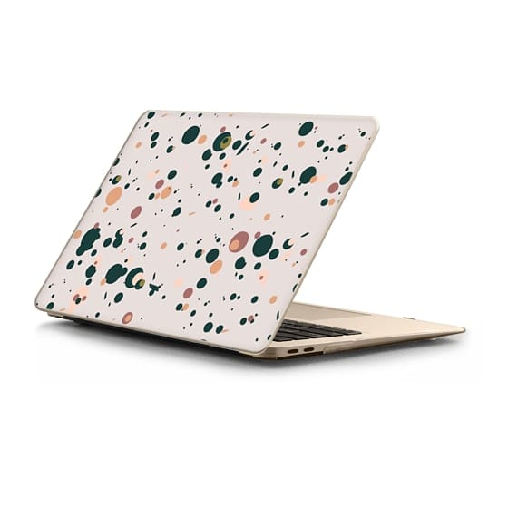 MacBook Air Retina 13 Sleeves - Spotty in cream