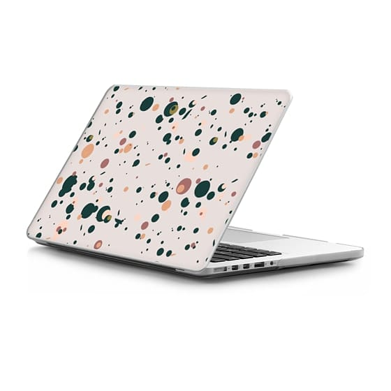 MacBook Pro Retina 13 Sleeves - Spotty in cream