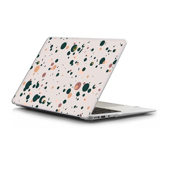 MacBook Air 11 Sleeves - Spotty in cream