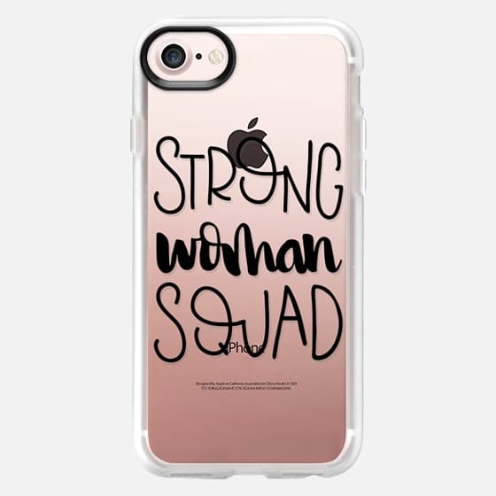 Strong Woman Squad - Snap Case