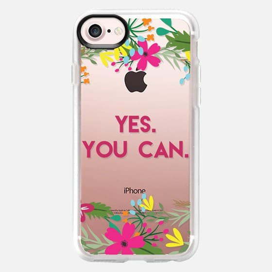 Yes. You Can. - Snap Case