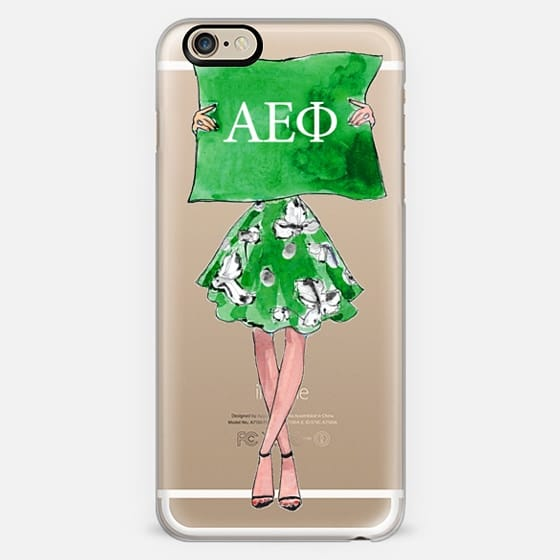Alpha Epsilon Phi Sorority Phone Case -