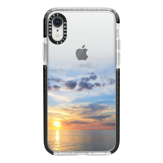 iPhone XR Cases - Ocean Sunset