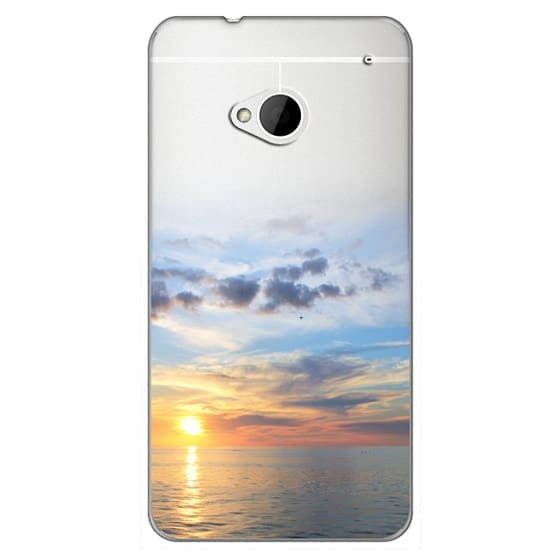 Htc One Cases - Ocean Sunset