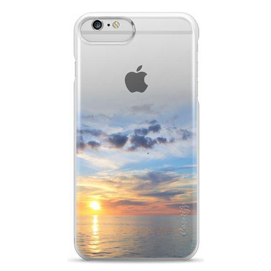 iPhone 6 Plus Cases - Ocean Sunset