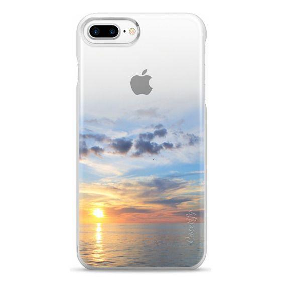 iPhone 7 Plus Cases - Ocean Sunset