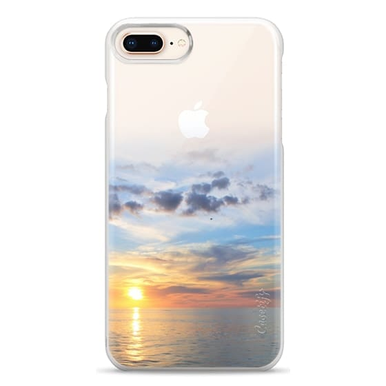 iPhone 8 Plus Cases - Ocean Sunset