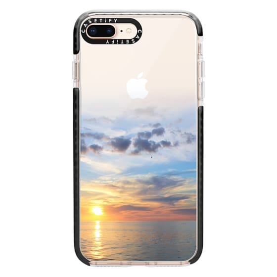 iPhone 8 Plus Cases - Ocean Sunset