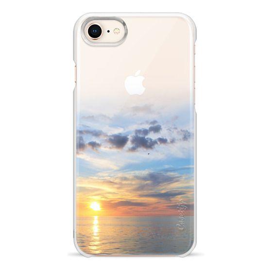 iPhone 8 Cases - Ocean Sunset