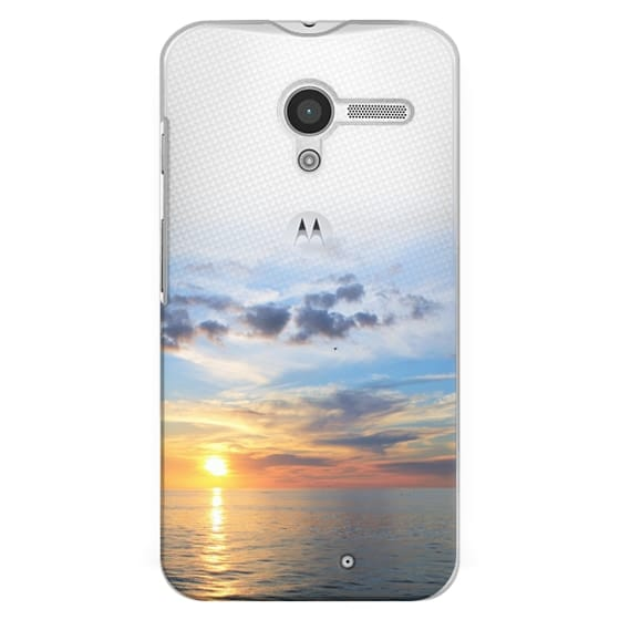 Moto X Cases - Ocean Sunset