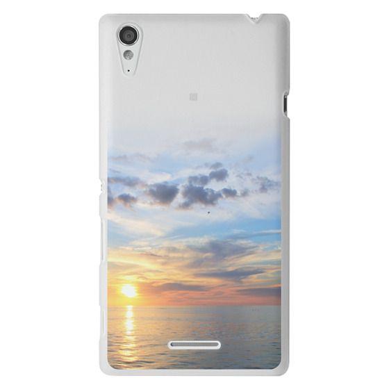 Sony T3 Cases - Ocean Sunset