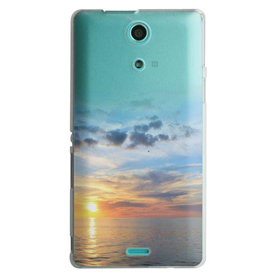 Sony Zr Cases - Ocean Sunset