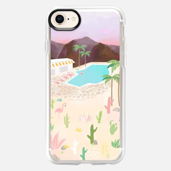 Palm Springs - Snap Case