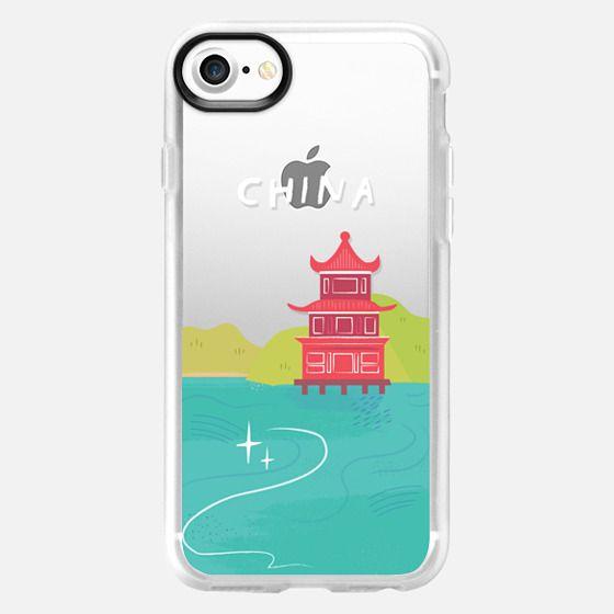 China - Snap Case