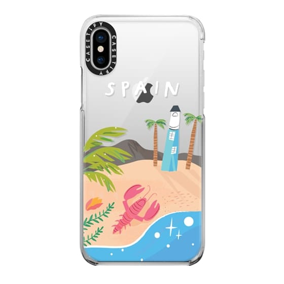 iPhone X Cases - Spain